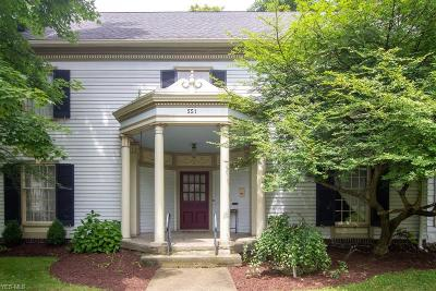 Ravenna Single Family Home For Sale: 551 E Main Street