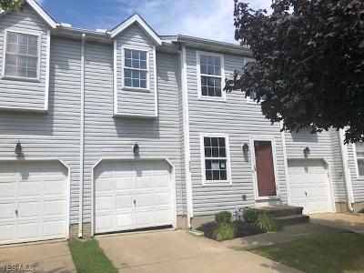 Painesville Condo/Townhouse For Sale: 323 Ivy Lane