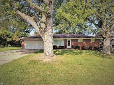 Massillon Single Family Home For Sale: 1285 Edward Avenue
