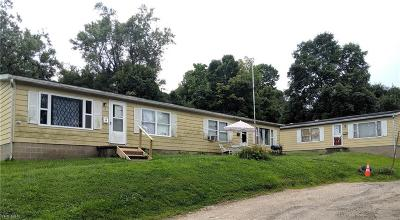 Guernsey County Multi Family Home For Sale: 716 S 8th Street