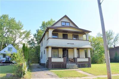 Cleveland OH Multi Family Home For Sale: $52,900
