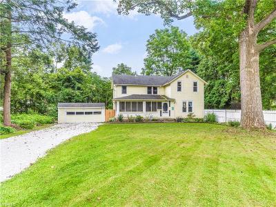 Kent Single Family Home For Sale: 143 S Prospect Street