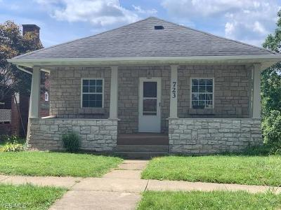 Single Family Home Active Under Contract: 723 N 5th Street