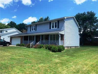 Parma Heights Single Family Home Active Under Contract: 7051 Anthony Lane