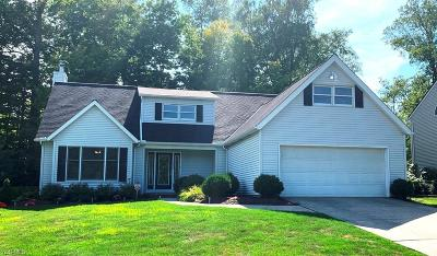 Twinsburg Single Family Home Active Under Contract: 1152 Sharonbrook Drive