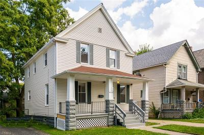 Cleveland Single Family Home For Sale: 3139 W 103rd Street