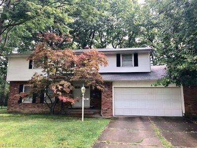 Lyndhurst Single Family Home For Sale: 983 Roland Road