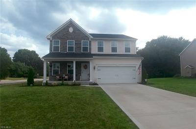 Single Family Home For Sale: 6969 Spring Walk Drive