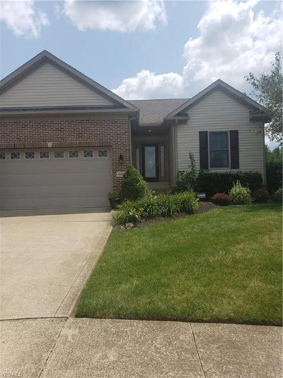 Massillon Single Family Home For Sale: 4428 Trail Head Circle