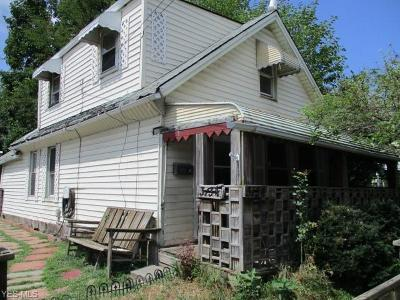 Cleveland Single Family Home For Sale: 3134 W 31st Street