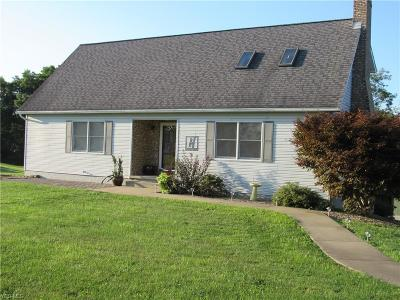 Zanesville OH Single Family Home For Sale: $239,900