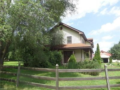 Single Family Home For Sale: 4433 Remsen Road
