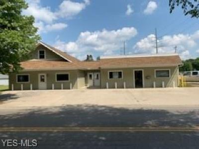 Perry County Commercial For Sale: 120 W Broadway Street