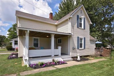 Single Family Home For Sale: 62 W 5th Avenue