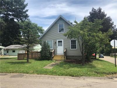 Massillon Single Family Home For Sale: 194 27th Street