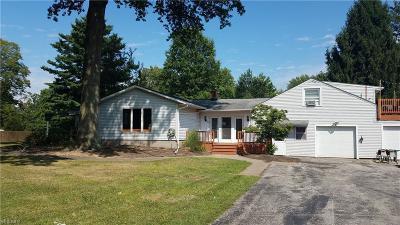 Lake County Single Family Home For Sale: 9532 Johnnycake Ridge Road