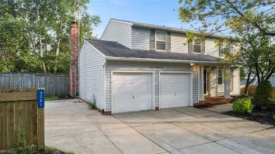 Green Meadows Estates Single Family Home For Sale: 4281 Sunnyview Drive