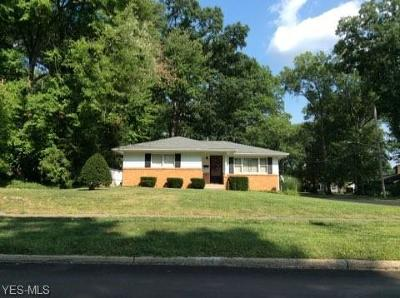 Warren Single Family Home For Sale: 504 Kenmore