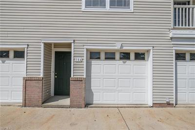 Broadview Heights Condo/Townhouse Active Under Contract: 750 Tollis