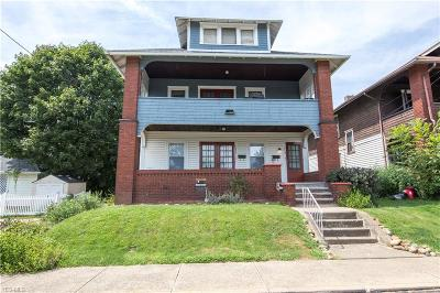 Stark County Multi Family Home For Sale: 215-217 Exeter Avenue