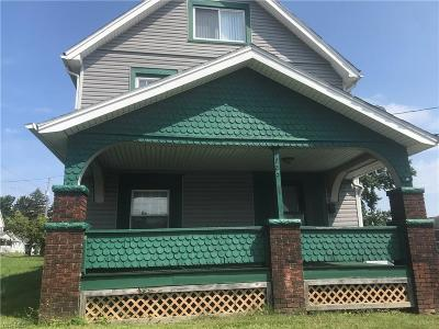 Youngstown Multi Family Home For Sale: 1726 Mahoning Avenue