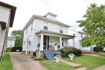 Zanesville Single Family Home For Sale: 1619 Linden Avenue