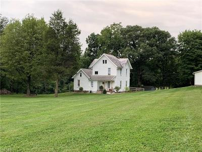 Stark County Single Family Home For Auction: 15178 Stanwood Street