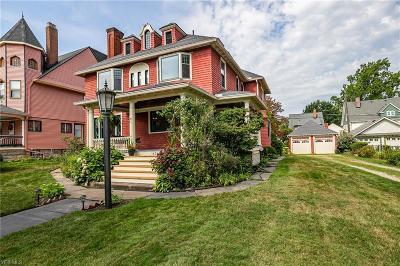 Lakewood Single Family Home For Sale: 1428 Grace Avenue