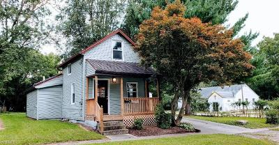 Kent Single Family Home Active Under Contract: 250 W Oak Street