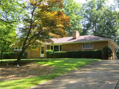 Stark County Single Family Home For Sale: 9124 Stover Avenue