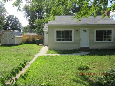 Willoughby Single Family Home For Sale: 988 Hayes Avenue