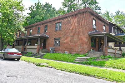 Youngstown Multi Family Home For Sale: 1580 Florencedale Avenue