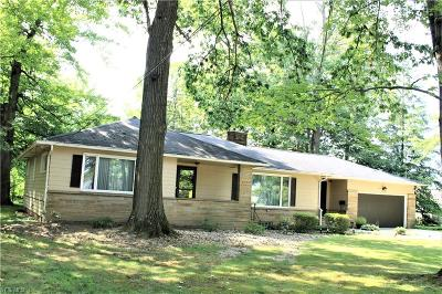 Mayfield Heights Single Family Home For Sale: 1756 Lander Road