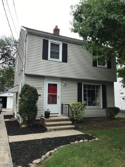 Lyndhurst Single Family Home For Sale: 1591 Edgefield Road