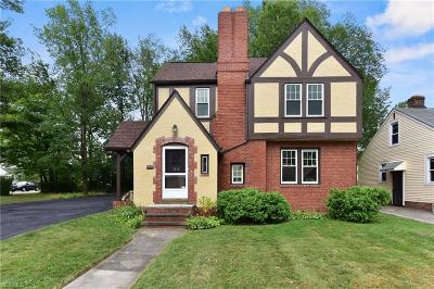 South Euclid Single Family Home For Sale: 3850 E Antisdale Road