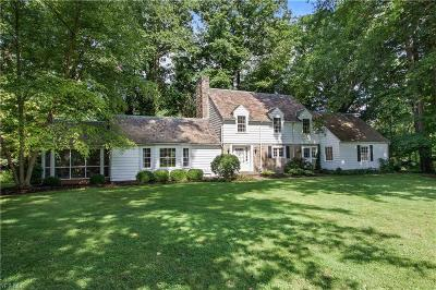 Olmsted Township Single Family Home For Sale: 7610 Lewis Road