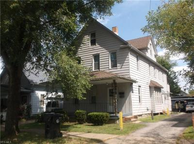 Cleveland Multi Family Home For Sale: 3481 W 54th Street