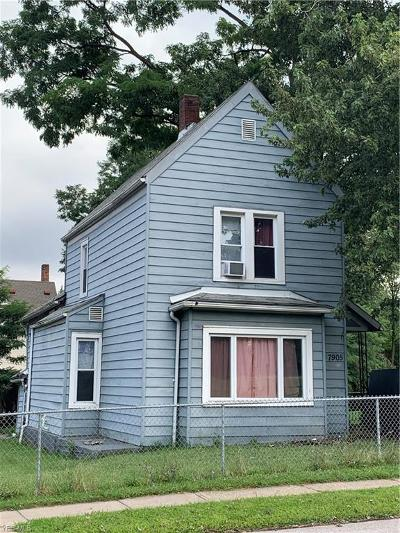 Cleveland Single Family Home For Sale: 7905 Jones Road