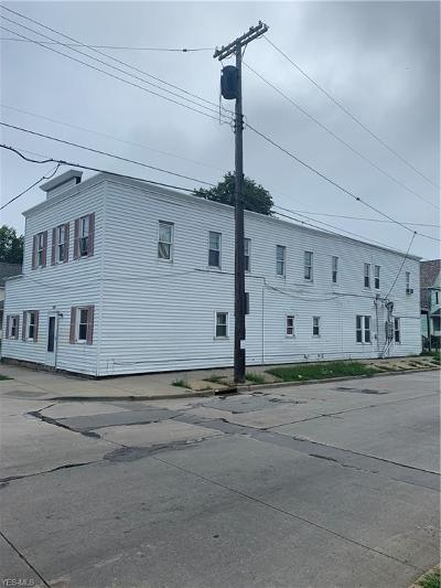 Cleveland Multi Family Home For Sale: 3355 W 43rd Street