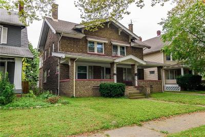 Cleveland Multi Family Home For Sale: 3029 West Boulevard