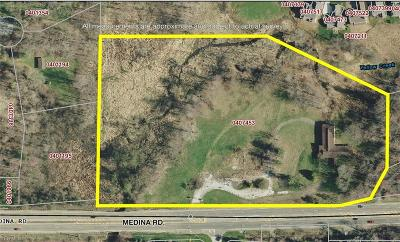Copley Residential Lots & Land For Auction: 4837 Medina Road