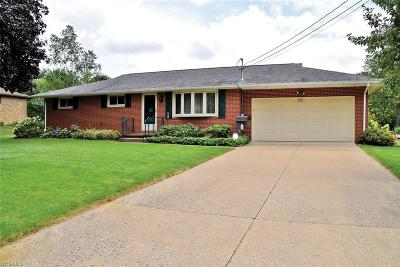 Massillon Single Family Home For Auction: 621 Terry Avenue