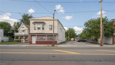 Cleveland Multi Family Home For Sale: 2011 Broadview Road