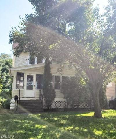 Elyria Single Family Home For Sale: 237 Stanford Avenue