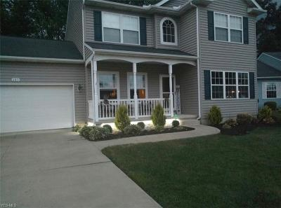 Elyria Single Family Home Active Under Contract: 683 Oakdale Circle