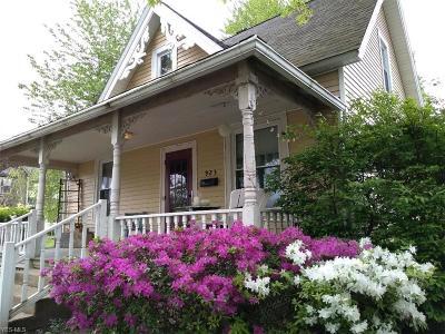 Massillon Single Family Home For Sale: 923 North Avenue