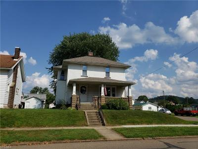 Single Family Home For Sale: 491 S River Street