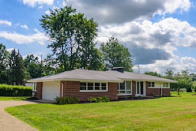 Medina County Single Family Home For Sale: 6758 McVay Drive