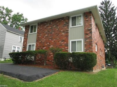 Elyria Multi Family Home For Sale: 484 10th Street