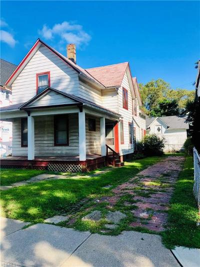 Single Family Home Active Under Contract: 7426 Rutledge Avenue